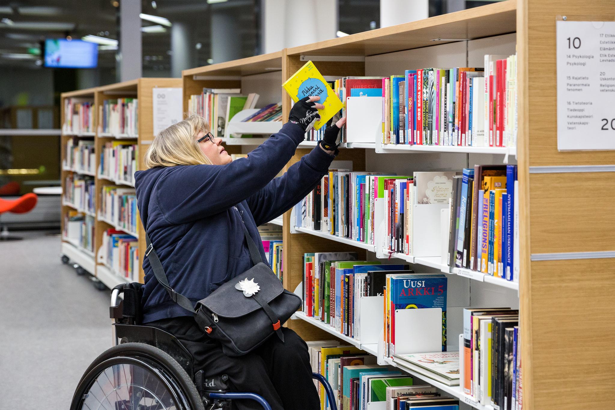 Nummen Kirjasto